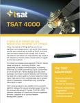 TSAT 4000 brochure image