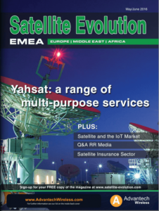 Satellite Evolution EMEA May-June 2016