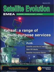 Satellite Evolution EMEA May-June 2016